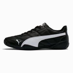 Puma black and white sneakers - 1.5